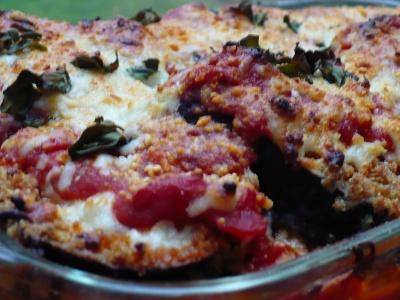 Recipes Eggplant on Gluten Free Eggplant Parmigiana Recipe Gluten Free ...
