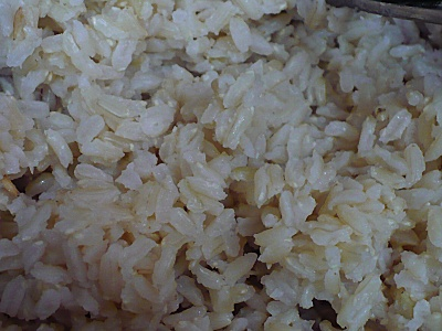 Gluten Free Brown Rice