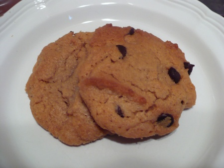 Peanut Butter Chocolate Chip Cookies Recipe