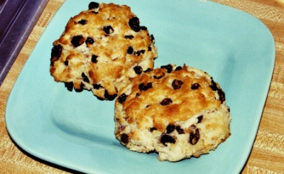 gluten free breakfast scones