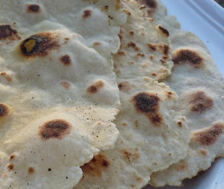 Gluten Free Casein Free Flour Tortillas